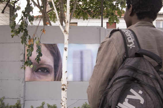 Jessica Servières - Projet Fleurs de Cité - Femmes et espace public - Ville et genre